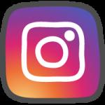Instagram(インスタグラム)ロゴの手書き風イラストアイコン